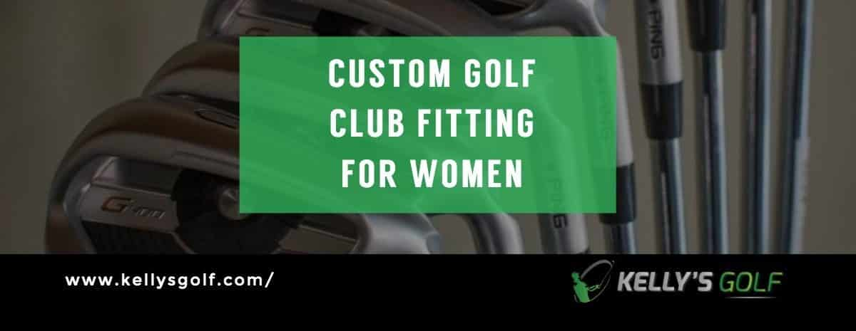 custom golf club fitting for women Greensboro nc