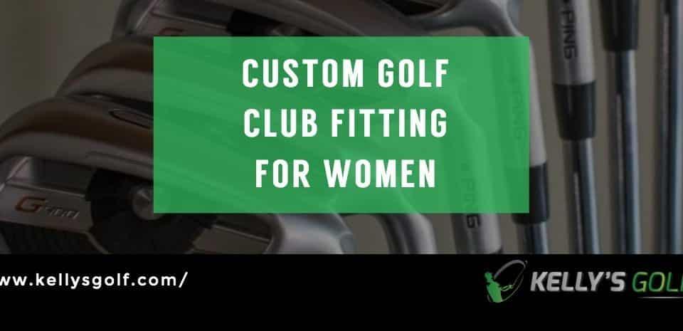 custom golf club fitting for women Greensboro nc